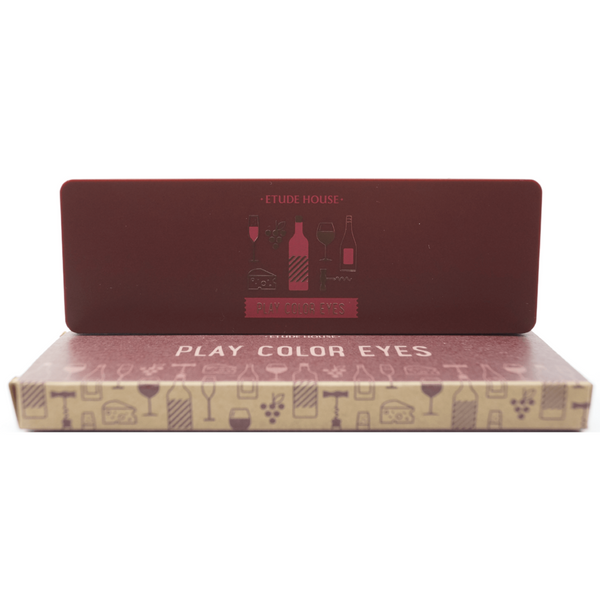 Etude House - Play Colour Eyes Wine Party with package