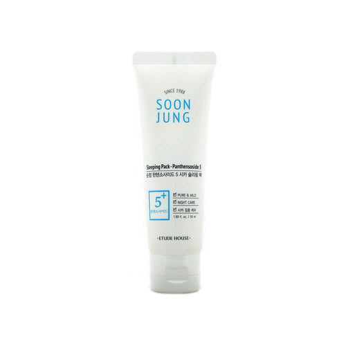 Etude House Soon Jung 5-Panthensoside Cica Sleeping Pack