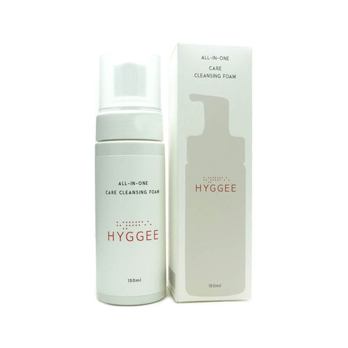 HYGGEE All In One Care Cleansing Foam 150ml
