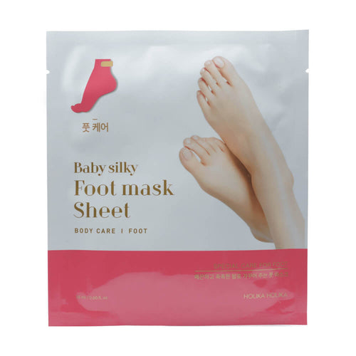 Holika Holika Baby Silky Foot Mask Sheet 1pair