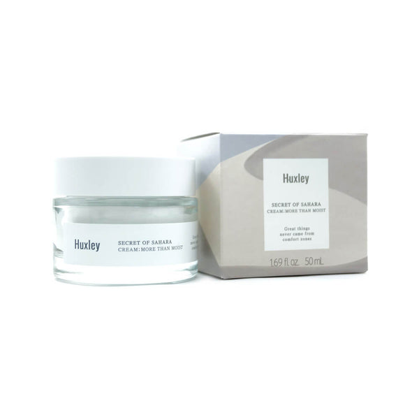 Huxley Cream More Than Moist 50ml