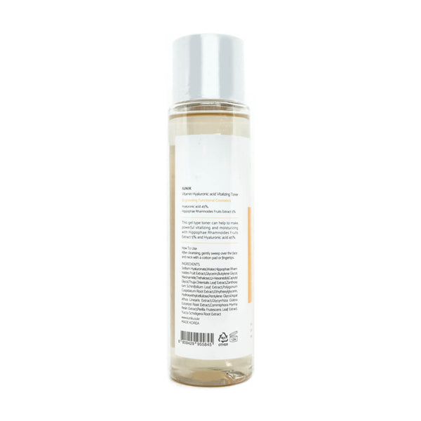 IUNIK Vitamin Hyaluronic Acid Vitalizing Toner 200ml info