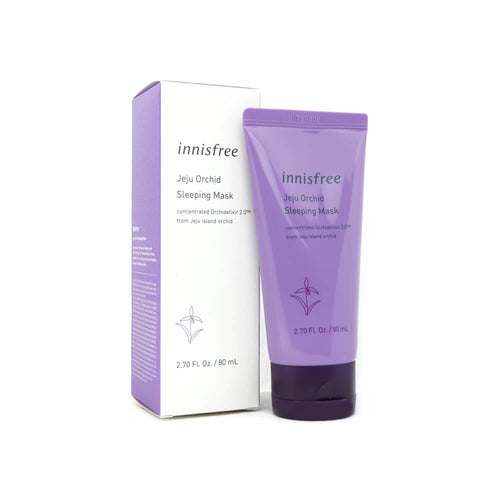Innisfree Jeju Orchid Sleeping Mask 80ml