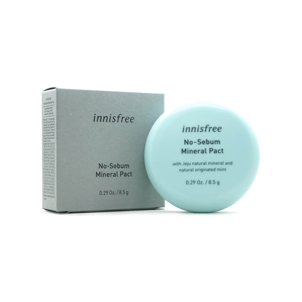 Innisfree No Sebum Mineral Pact 8.5g