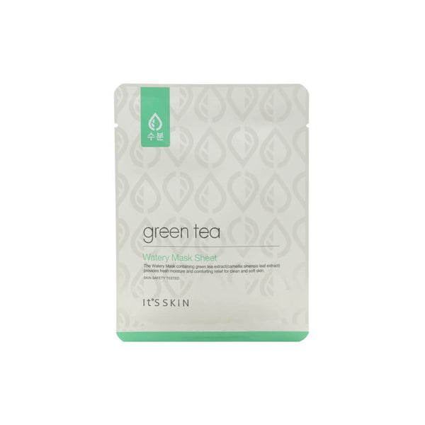 It'S SKIN Green Tea Watery Mask Sheet 17g