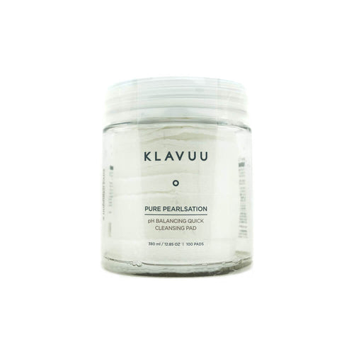 KLAVUU - Pure Pearlsation pH Balancing Quick Cleansing Pad (100 Pads) 380ml