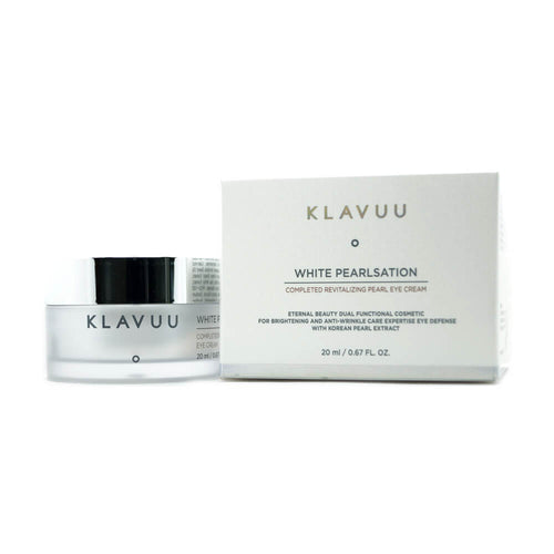 KLAVUU White Pearlsation Completed Revitalizing Pearl Eye Cream