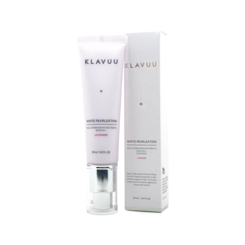 KLAVUU White Pearlsation Ideal Actress Backstage Cream lavender