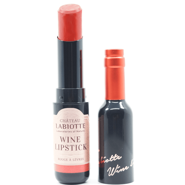 LABIOTTE - Chateau Labiotte Wine Lip Stick (Fitting) [#RD02 Pinot Red) colour