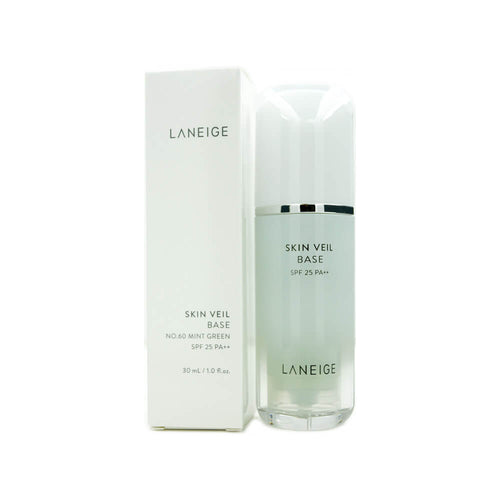 LANEIGE Skin Veil Base (No.60 Mint Green) 30ml