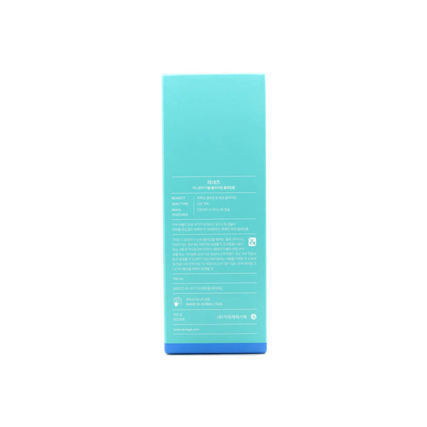 LANEIGE Mini Pore Double Clearing Cleansing Foam box 2