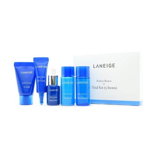 LANEIGE Perfect Renew Trial Kit 5pcs