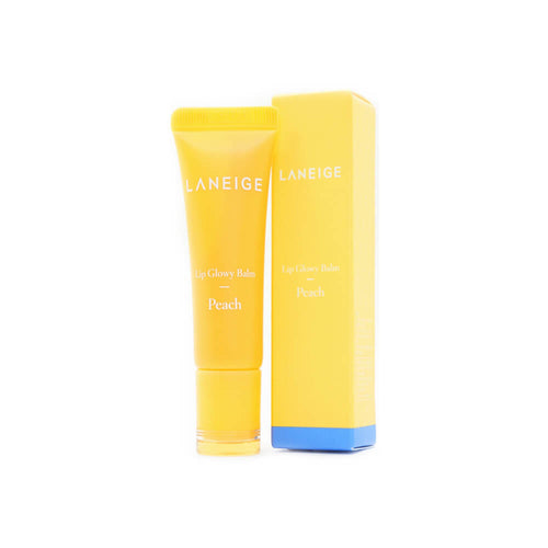 Laneige Lip Glowy Balm (Peach) 10g