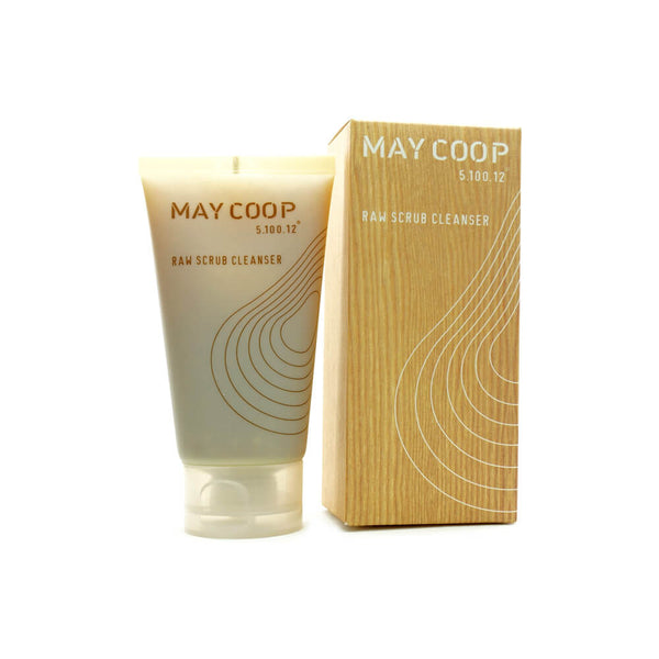 MAY COOP Raw Scrub Cleanser 110ml