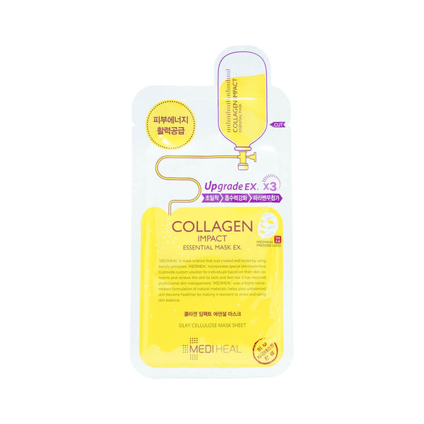 MEDIHEAL Collagen Impact Essential Mask Ex. 24ml