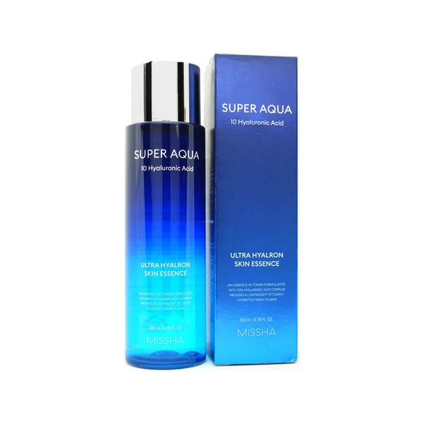 MISSHA Super Aqua Ultra Hyalron Skin Essence 200ml
