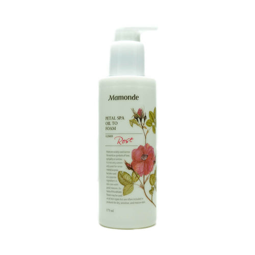 Mamonde Petal Spa Oil To Foam 175ml
