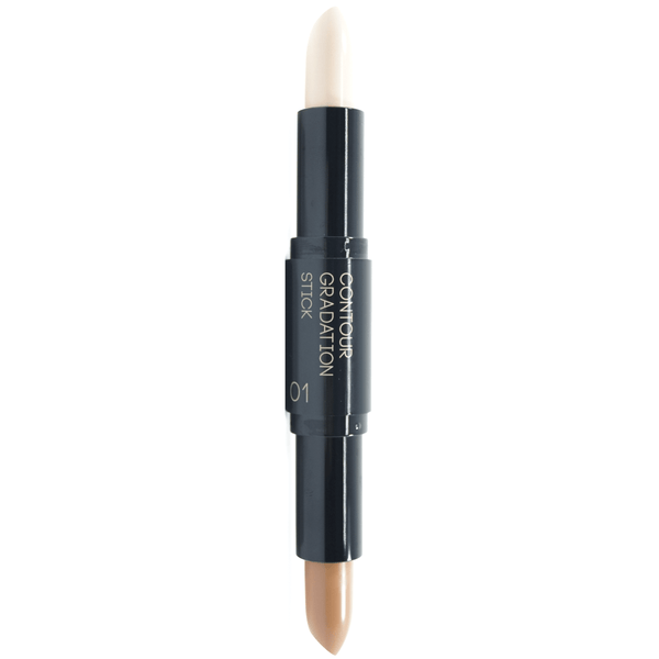 Missha - Contour Gradation Stick (#01) exposing both end colour