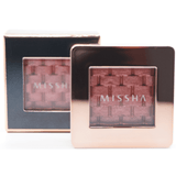 Missha - Modern Shadow Italprism (#24 Beauty Hunt) side by side