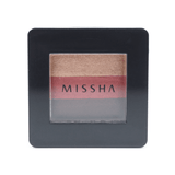 MISSHA - Triple Shadow (#11 Red Ombre)