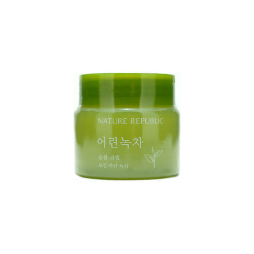 NATURE REPUBLIC Mild Green Tea  Cream 55ml
