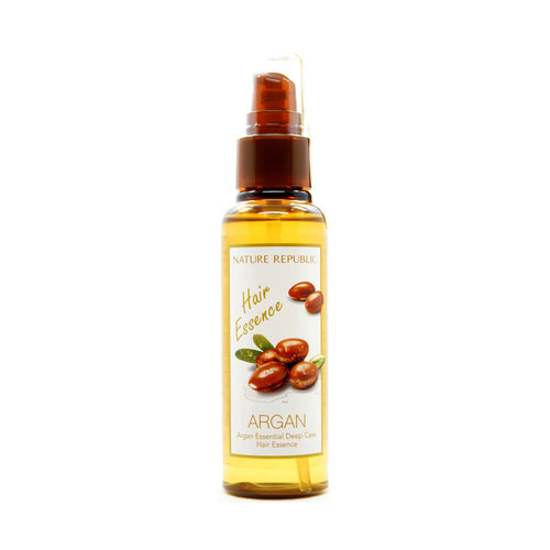 NATURE REPUBLIC Argan Essential Deep Care Hair Essence 80ml