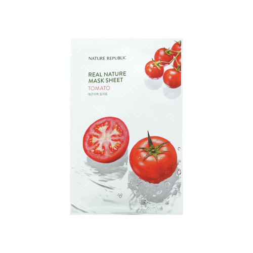 NATURE REPUBLIC Real Nature Mask Sheet Tomato 23ml