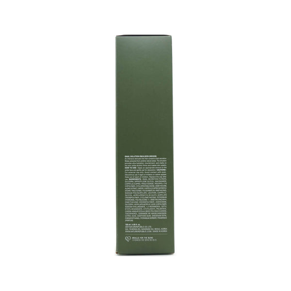 NATURE REPUBLIC Snail Solution Emulsion 120ml box 2