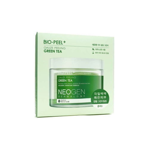 NEOGEN Dermalogy Bio Peel Gauze Peeling Green Tea (8 Pads) 76ml