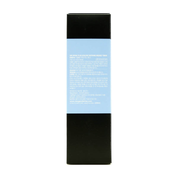 NEOGEN SUR.MEDIC+ Azulene Soothing Mousse Toner 110ml box 12