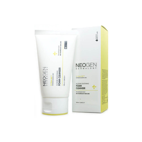 NEOGEN Dermalogy A-Clear Soothing Foam Cleanser 100ml