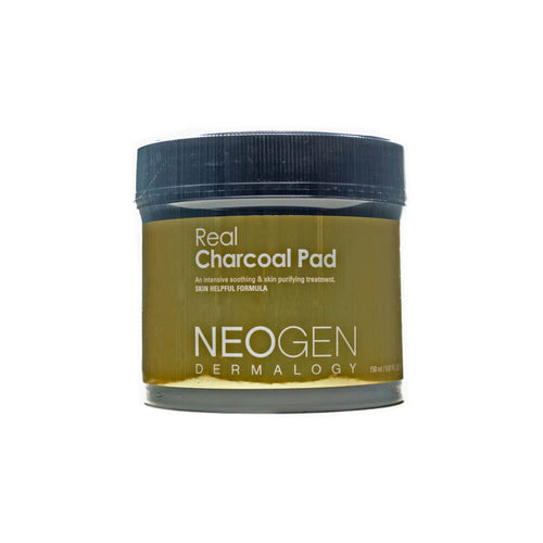 NEOGEN Dermalogy Real Charcoal Pad 150ml 60pcs