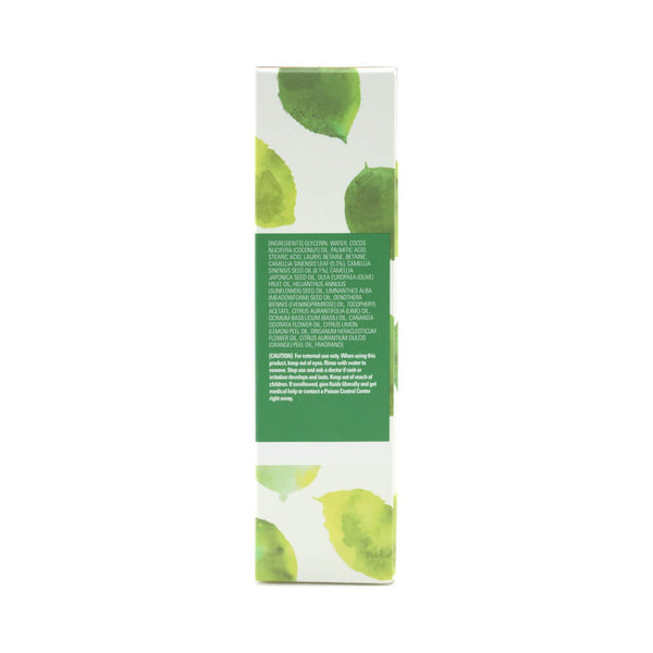 NEOGEN Real Fresh Cleansing Stick Green Tea box side 3