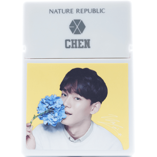 Nature Republic Oil Control Paper Pact EXO Edition Chen view