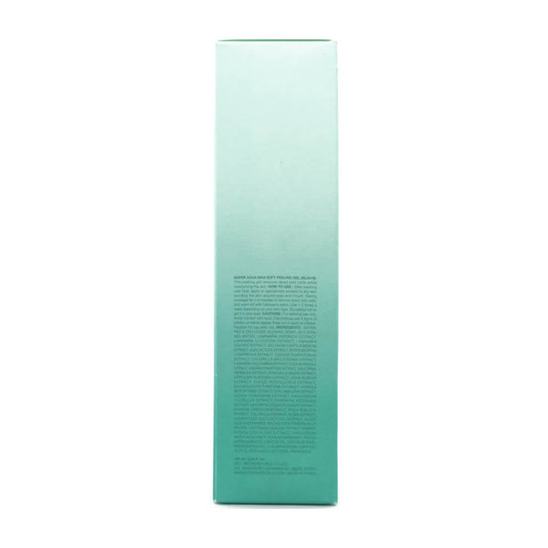 Nature Republic Super Max Soft Peeling Gel 155ml box side 1