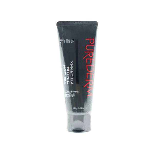 PUREDERM Pore Clean Charcoal Peel-Off Mask 100g