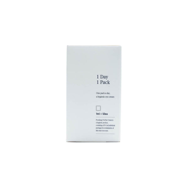 Pyunkang Yul Eye Cream 50ml (1ml x 50ea) box side 2