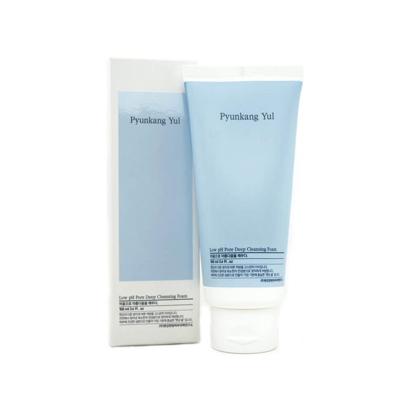 Pyunkang Yul Low pH Pore Deep Cleansing Foam 100ml