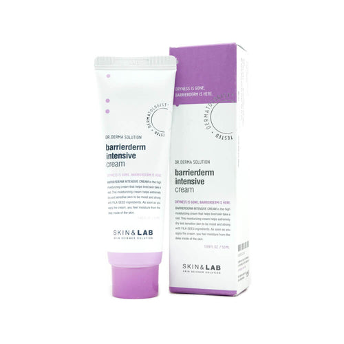 SKIN&LAB DR. Derma Solution Barrierderm Intensive Cream 50ml