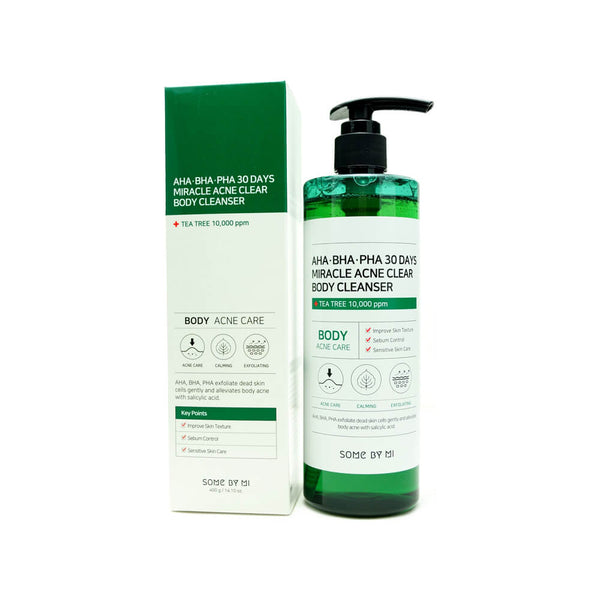 SOME BY MI AHA, BHA, PHA 30 Days Miracle Acne Clear Body Cleanser