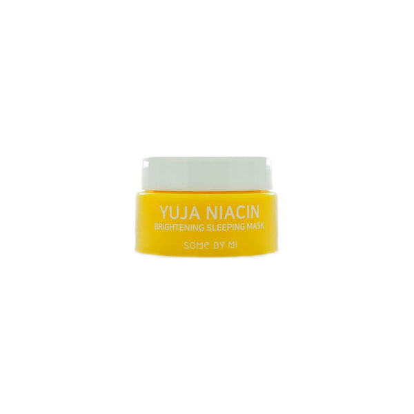 SOME BY MI - Yuja Niacin Brightening Sleeping Mask 15g