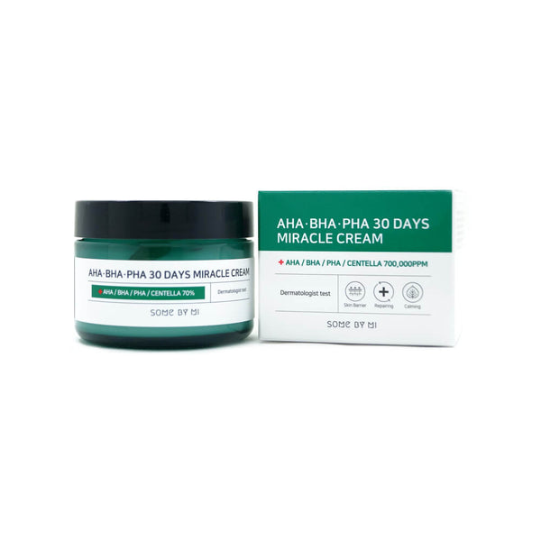 SOME BY MI AHA, BHA, PHA 30 Days Miracle Cream 60g
