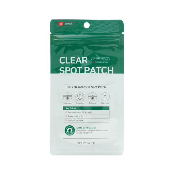SOME BY MI Clear Spot Patch 18 pieces