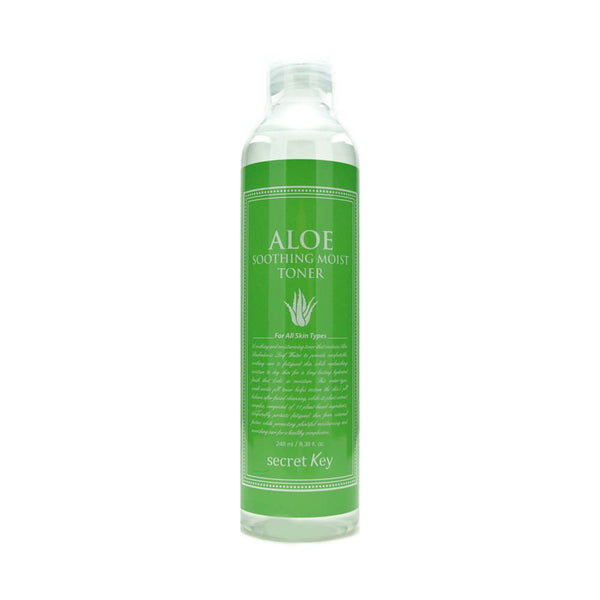 Secret Key Fresh Nature Toner (Aloe Soothing Moist) 248ml