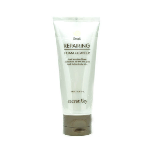 Secret Key Snail Repairing Form Cleansing 100ml