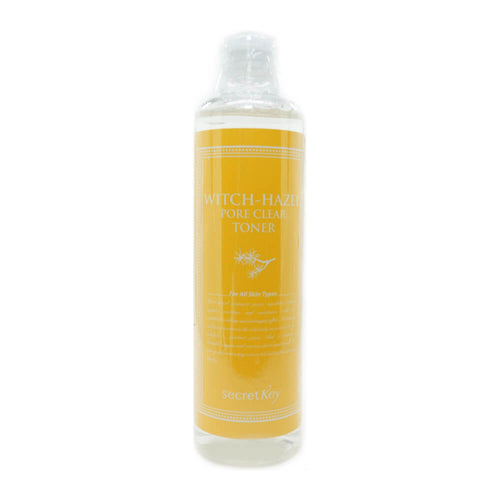 Secret Key Fresh Nature Toner Witchhazel Pore Clear 248ml