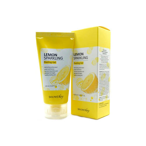 Secret Key Lemon Sparkling Peeling Gel 120ml
