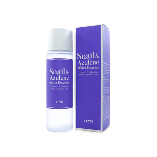TIA'M Snail & Azulene Water Essence 180ml
