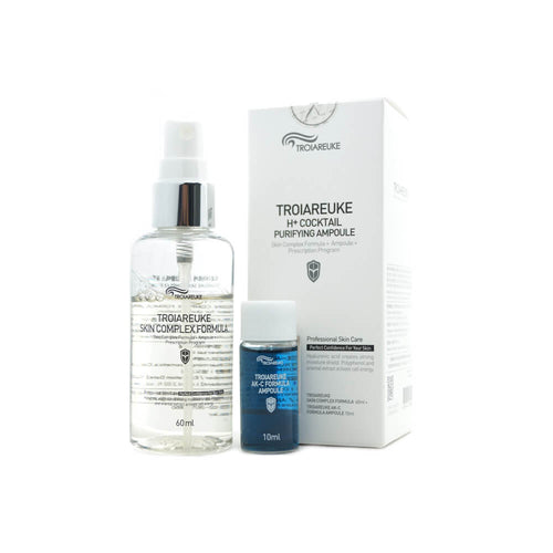 TROIAREUKE H+ Cocktail Purifying Ampoule