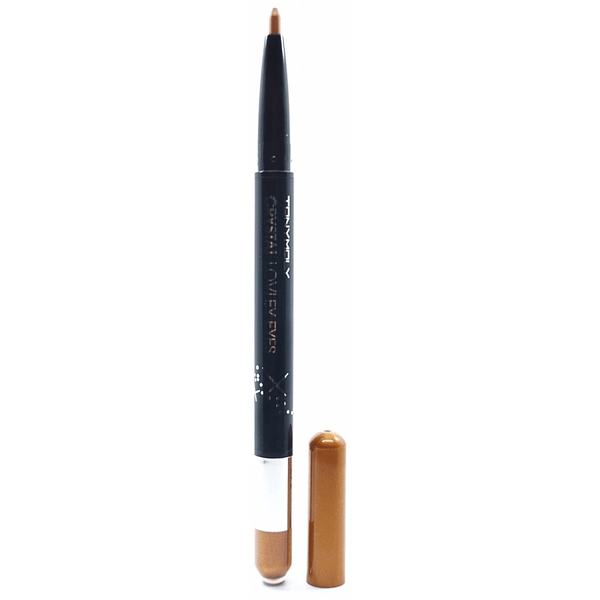 Tony Moly - Crystal Lovely Eyes (#05 Brown Beam) colour of applicator